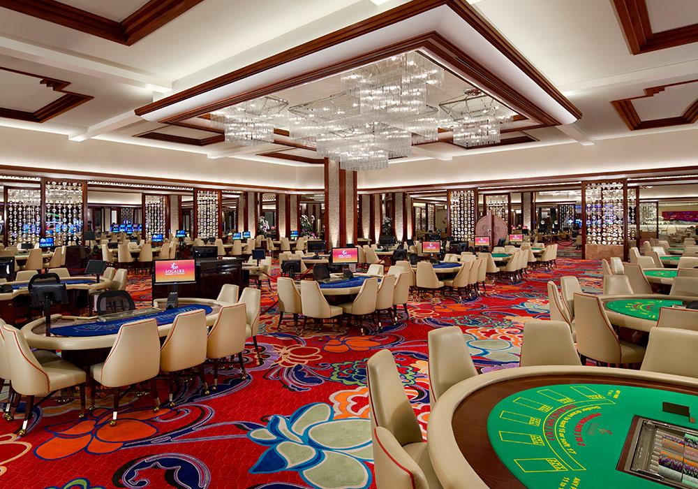 Вид игры в покер 5