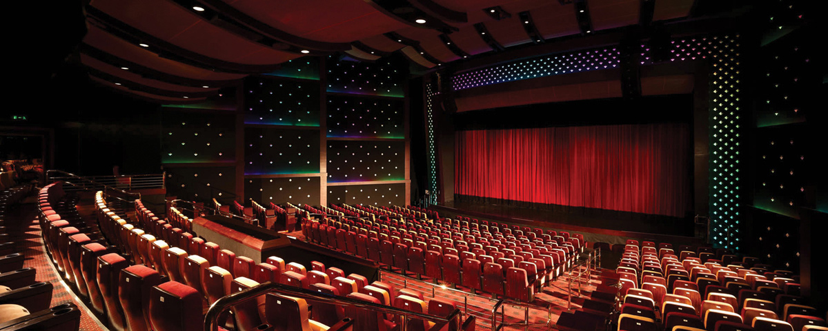 Theater at Sands Macau - Macau, PRC