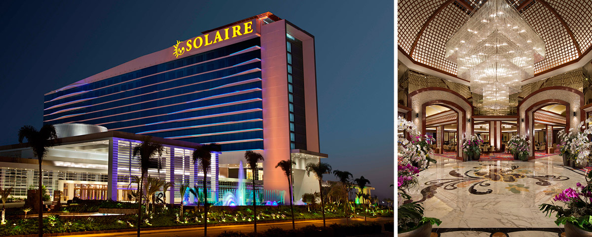 Solaire Resort and Casino - Manila, Philippines