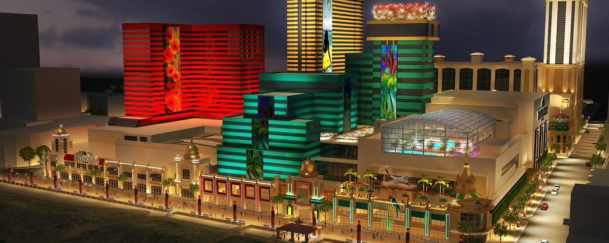 Tropicana  Casino and Resort - Atlantic City, New Jersey