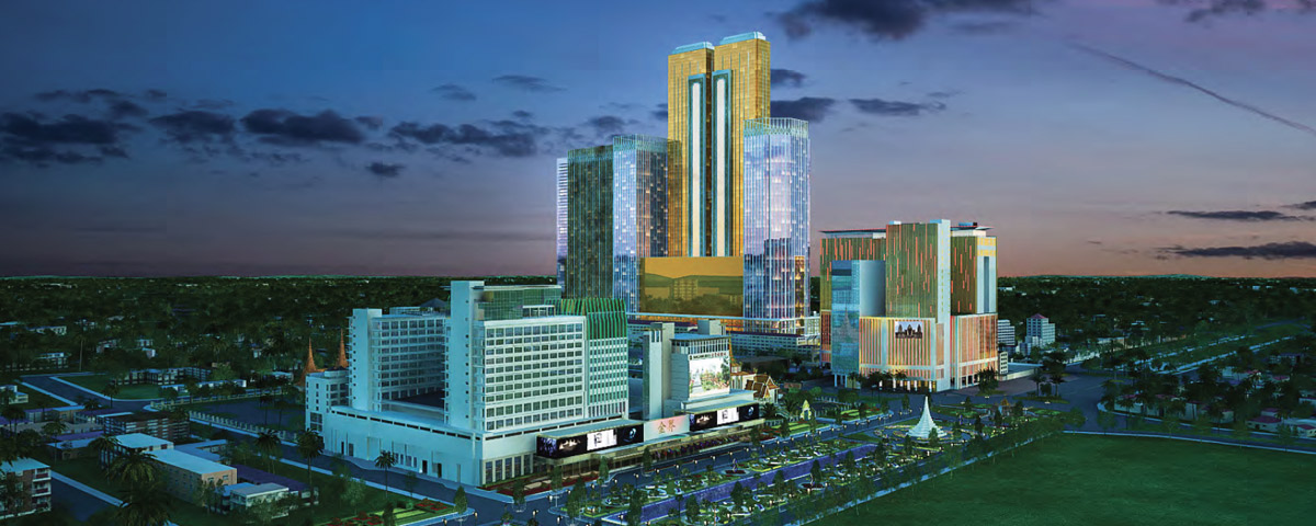NagaWorld Hotel & Entertainment Complex - Phnom Penh, Cambodia