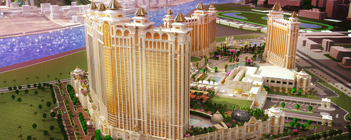 Galaxy Casino Phase 2 - Macau, PRC
