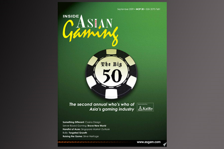 Asian Gaming: The Big 50 For 2009