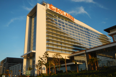 Buiding Excitement - Filipino Breeze, Solaire Resort and Casino