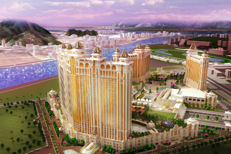 Upcoming Cotai Projects