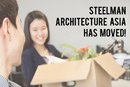Steelman Architecture Asia Has Moved
