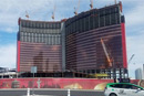 Las Vegas' latest building boom: NFL stadium and new resorts