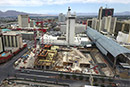 Circa project in downtown Las Vegas going vertical