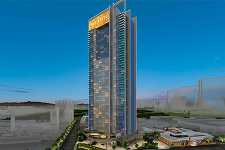 Majestic Las Vegas is One Step Closer to Reality