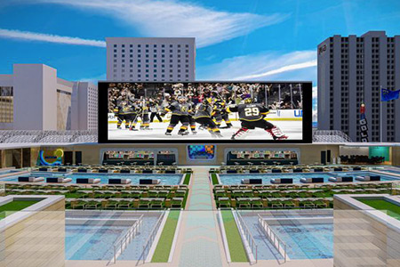 Circa Resort & Casino unveils giant pool coming to Downtown Las Vegas