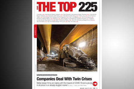 ENR Top 225 International Design Firms of 2020