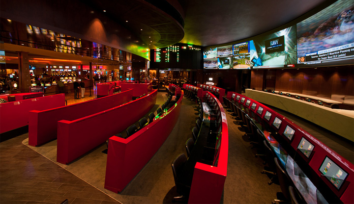 Kick-Off for Cantor Race & Sports Book