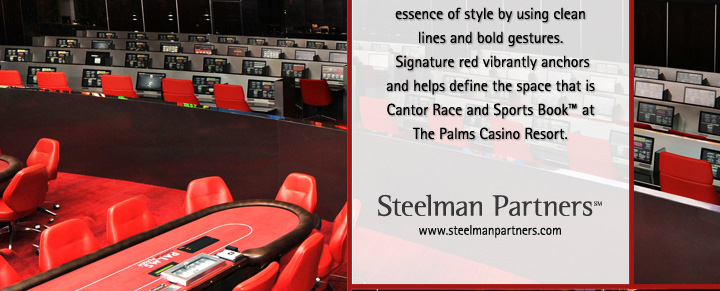 Cantor Gaming Races for the Palms