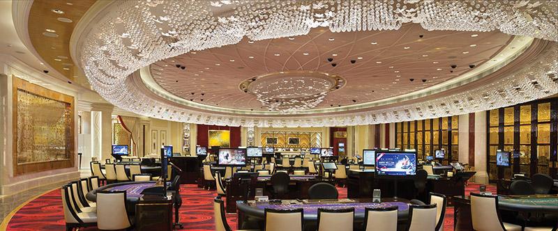 Announcing the newly opened Phase 2 Galaxy Macau Casino Resort...