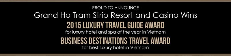 Grand Ho Tram Strip Resort and Casino Wins