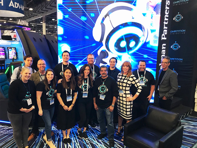 Thank you for visiting Steelman Partners at G2E 2017!