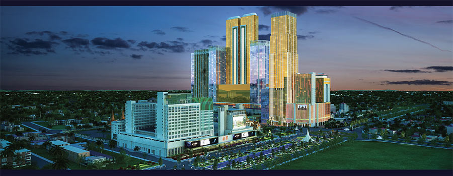 We would like to thank Tan Sri Chen Lip Keong and NagaWorld for trusting us to design the next generation of casinos at NagaWorld!