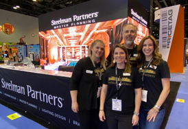 Thank you for visiting Steelman Partners at the IAAPA Expo 2019 in Orlando!