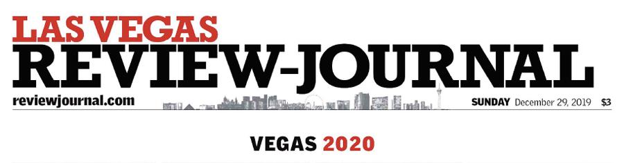Las Vegas Review-Journal - Vegas 2020