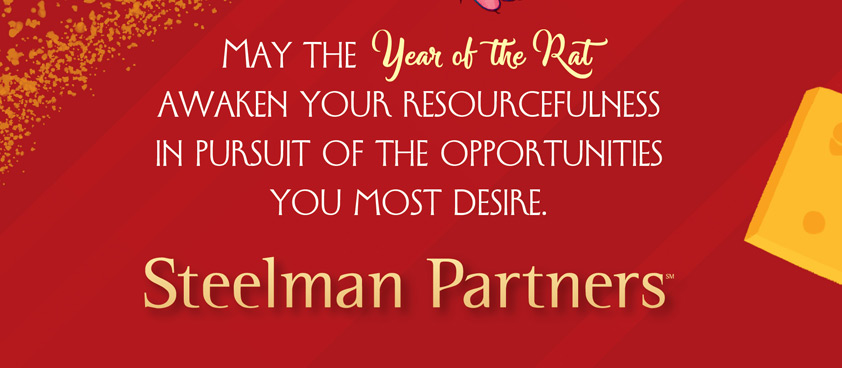 May the year of the rat awaken your resourcefulness in pursuit of the opportunities you most desire.