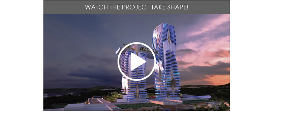VIDEO: Click Here to Watch the Project Take Shape!
